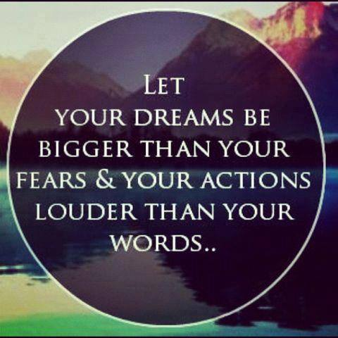 Speak Your Dreams
