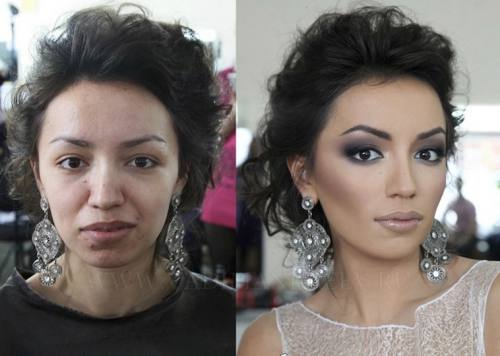 Makeup Can Be Cool
